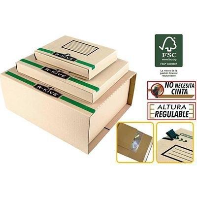 Cajas de envío seguridad pequeña Fellowes 6204701