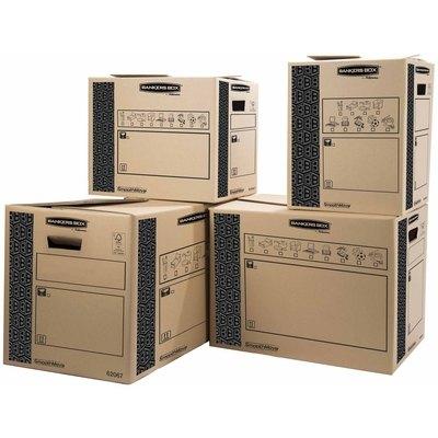 Cajas de transporte y mudanza Fellowes 6206502