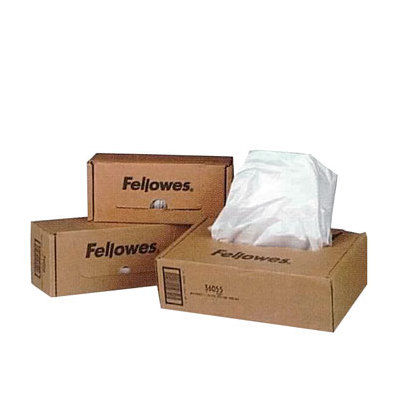 Bolsas de residuos para Destructora Fellowes hasta 94 litros (990x540mm)