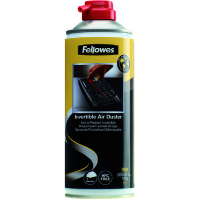 Spray limpiador de aire a presión invertible Fellowes 9656702