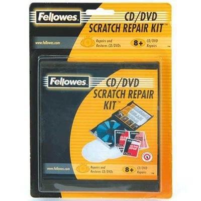 Reparador de arañazos para CD/DVD Fellowes 99763