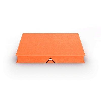 Carpeta de anillas cartón  A4 con caja Elba for Business 400010143