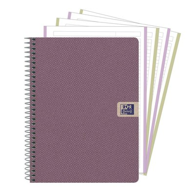 Cuaderno Europeanbook Multiasignatura Nature Oxford 400101724