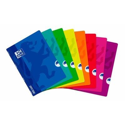 Libreta grapada 48 hojas Oxford Openflex 400073335