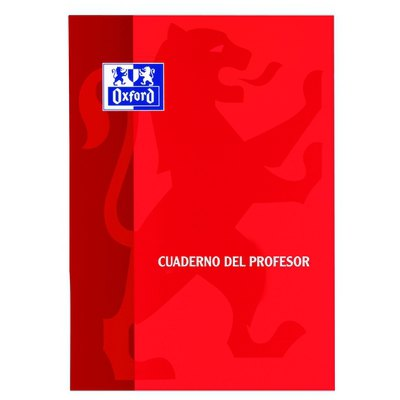 Cuaderno del profesor Oxford