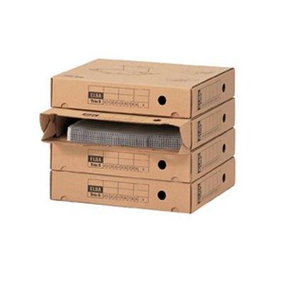 Caja archivo definitivo para papel listado Elba 100580282