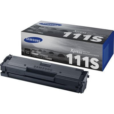 Tóner Samsung MLT-D111S/ELS 1.000 páginas negro