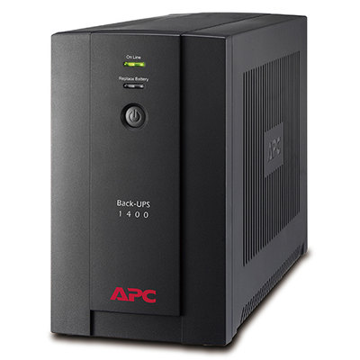 SAI APC Back-UPS 1400VA BX1400UI