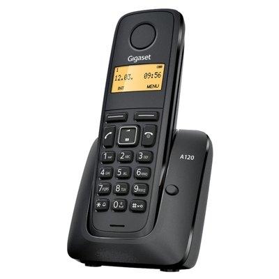 Teléfono Inalámbrico Siemens Gigaset A120 SI-A120