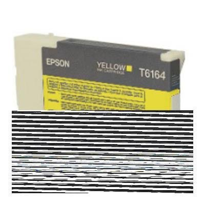 Cartucho inkjet Epson T6164 Amarillo