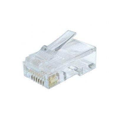 Conectores RJ45 CAT6 100 unidades