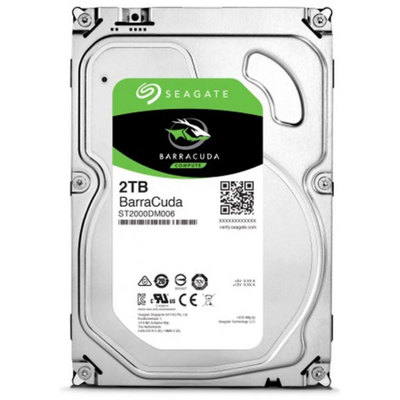 Disco duro 2TB Seagate Barracuda ST2000DM00