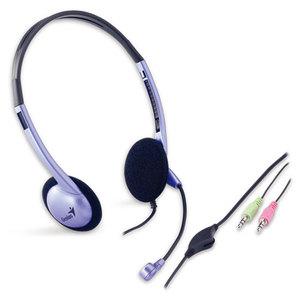 Auriculares Genius HS-02B