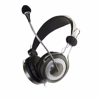 Auriculares con micrófono Genius HS-04SU 31710045100