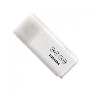Memoria USB 2.0 Toshiba Hayabusa 16GB blanco