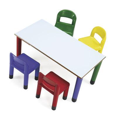 Mesa para educación infantil en polipropileno 922 ALT53 /TABLERO HAYA