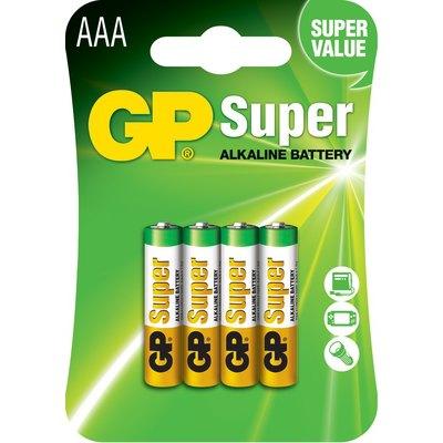 Pila alcalina GP Power Bank LR03-B4 GP