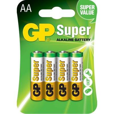 Pila alcalina GP Power Bank LR06-B4