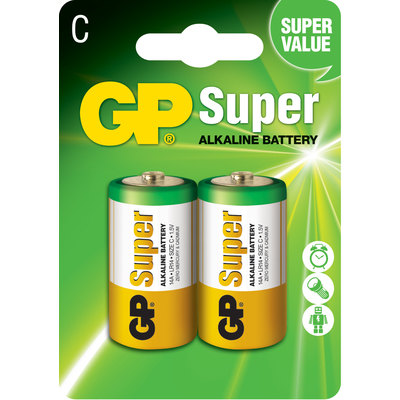 Pila alcalina GP Power Bank LR20-B2