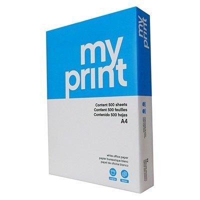 Papel fotocopiadora multifunción A4 My Print MY PRINT