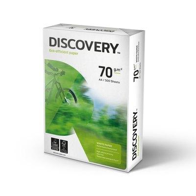 Papel fotocopiadora multifunción extra 70g Discovery