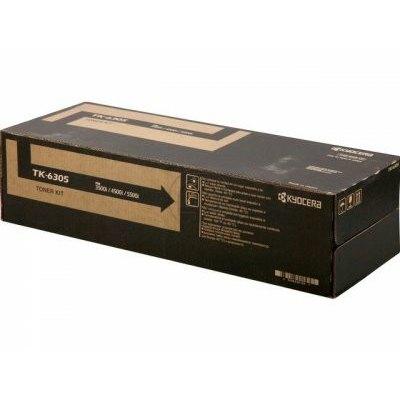 Tóner Kyocera TK-6305 negro  35.000 páginas 1T02LH0NL1