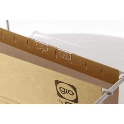 Visor superior para carpetas colgantes Gio by Elba 400022781