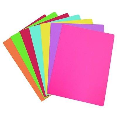 Subcarpeta cartulina folio colores semi-intensos Elba colores surtidos