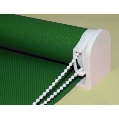 Persiana enrollable para oficina 150x250cm (anchoxalto) - beige Zaida