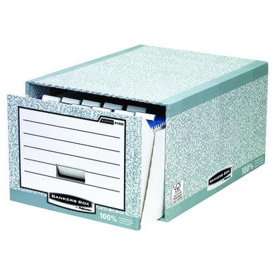 Cajón archivador Fellowes Bankers Box