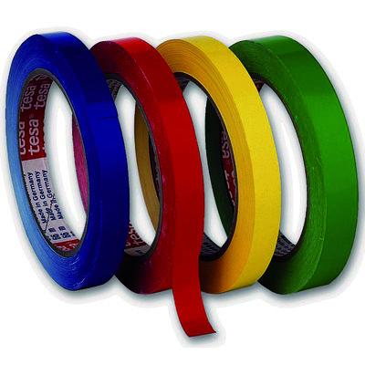Cinta adhesiva de PVC colores Tesa 04204-0004