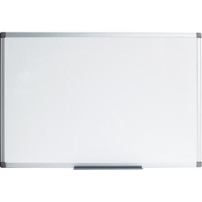 Pizarra blanca magnética acero lacado marco de aluminio A-Series SC3104