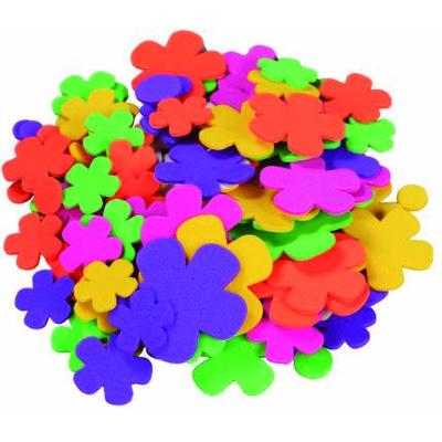 Figuras goma EVA adhesivas flores Smart 68001700
