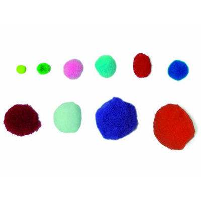 Pom Pom colores surtidos Smart 68 01 27 00