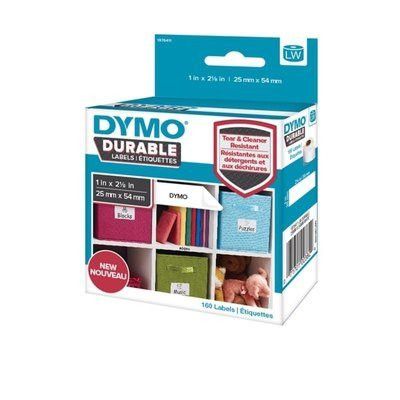 Rollo de etiquetas Dymo Durable Labelwriter Direct Thermal 1976200