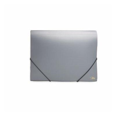 Carpeta con gomas Forpus Premium Silver FO21421