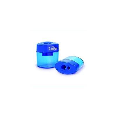 Sacapuntas con depósito 2 usos Forpus