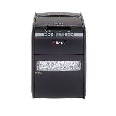 Destructora de documentos automática Rexel Auto+ 90X