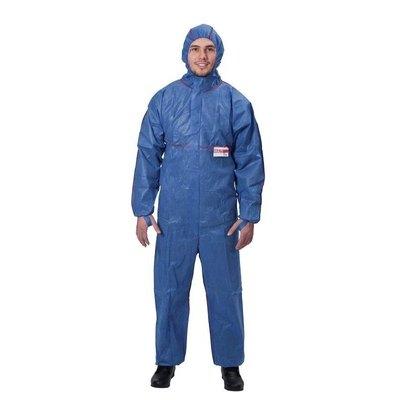 Traje protección azul Multitec 1011224149