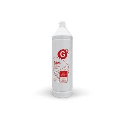Limpiador baños acción desodorizante G3 LI245