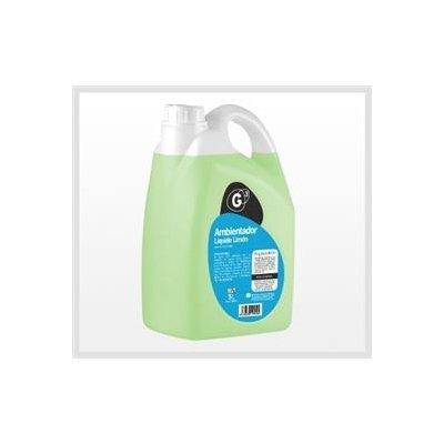 Ambientador líquido limón G3