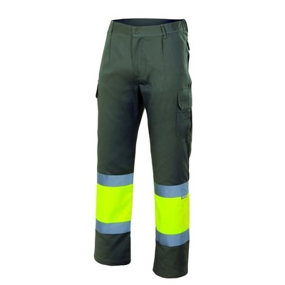Pantalón bicolor Alta Visibilidad 157 150 XX