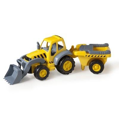 Súper tractor con remolque de 2 a 6 años Miniland 45153