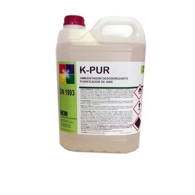 Ambientador desodorizante purificador de aire K-PUR K-PUR 1L