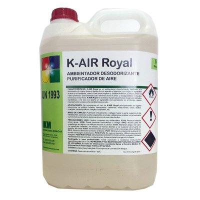 Ambientador desodorizante purificador de aire K-ROYAL K-ROYAL 1L
