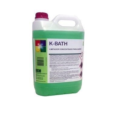 Limpiador concentrado para baños K-BATH K-BATH 1L