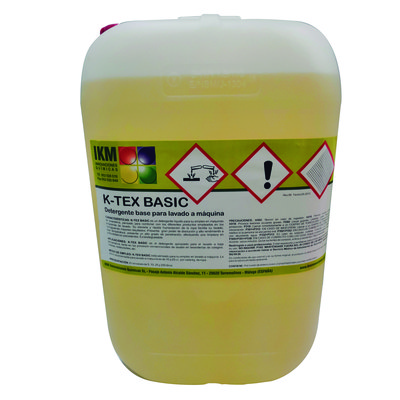 Detergente enzimático textil K-TEX BASIC 25 litros K-TEX BASIC