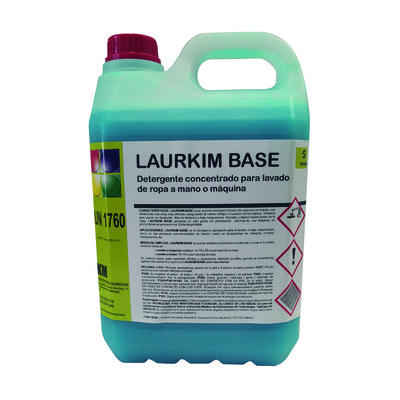 Detergente jabón Marsella LAURIKIM BASE 5 litros LAURKIM BASE