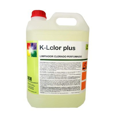 Limpiador multiusos clorado K-Lclor Plus K-LCLOR PL