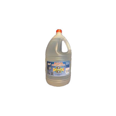 Agua destilada Continental 5 litros